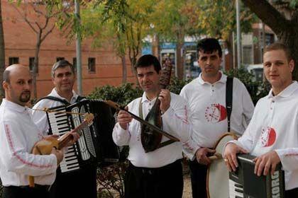 Balkan folk, concha de la explanada, alicante