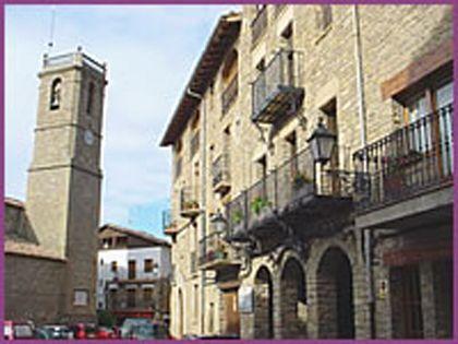 Homenaje a la vejez, borredà (Barcelona)