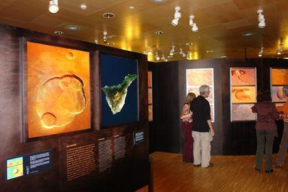 'Marte - Tierra. Una anatomía comparada', Cosmocaixa Madrid