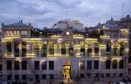 Curso: 'Música, libro, danza, canción: una propuesta de lectura compartida'. la casa encendida, Madrid