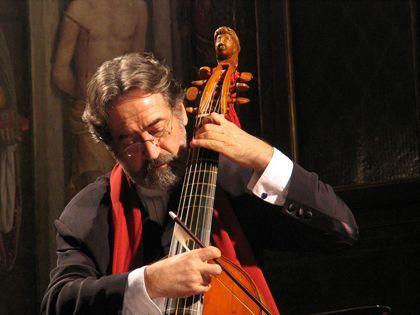 'Jordi savall en concierto', museo picasso de Málaga