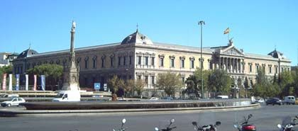 'Poesías para la integración', biblioteca nacional, Madrid