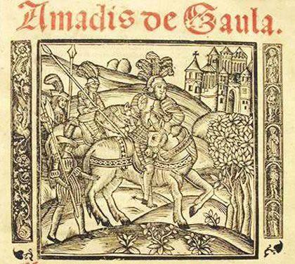'Amadis de gaula (1508): quinientos años de libros de caballerías', biblioteca nacional, Madrid