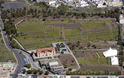 Parque etnográfico pirámides de güímar (Tenerife)