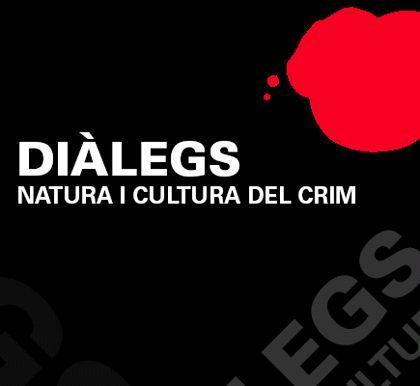 'Diálogos: naturaleza y cultura del crimen', museo de ciencias naturales, Barcelona