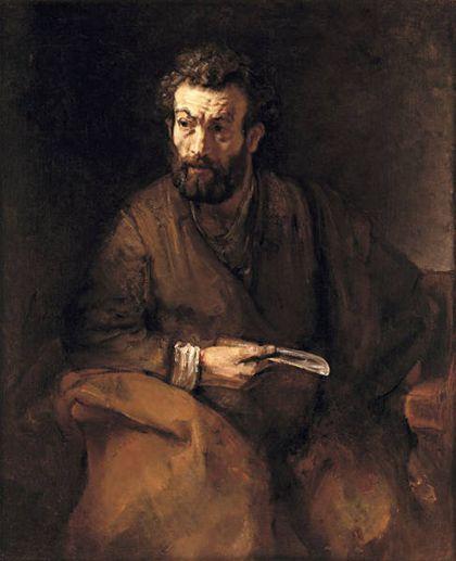 'Rembrandt. pintor de historias', museo del prado, Madrid