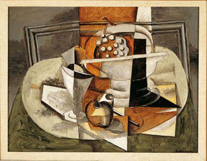'La invención del siglo xx. carl einstein y las vanguardias', museo nacional centro de arte Reina Sofía, Madrid