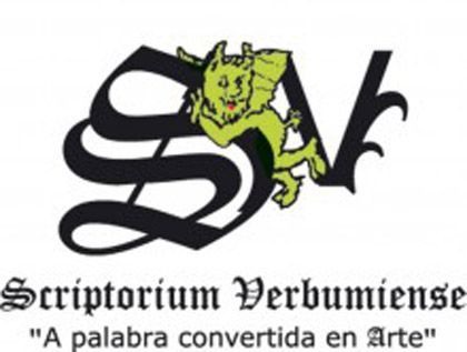39 scriptorium verbumiense la palabra convertida en arte 39 museo verbum vigo - Telefono casa del libro vigo ...