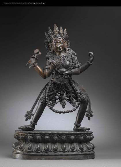 'El arte del tíbet. imágenes para la contemplación', Caixaforum palma