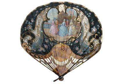 'El Abanico Español. La colección del marqués de Colomina', museo nacional de cerámica y artes suntuarias González Martí