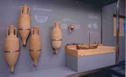 Museo del puerto fluvial de caesaraugusta, Zaragoza