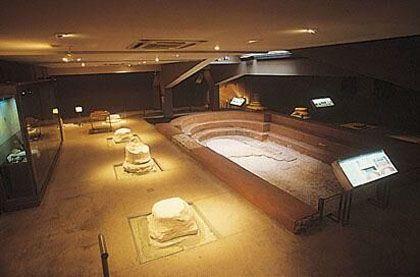 Museo de las termas públicas de caesaraugusta, Zaragoza
