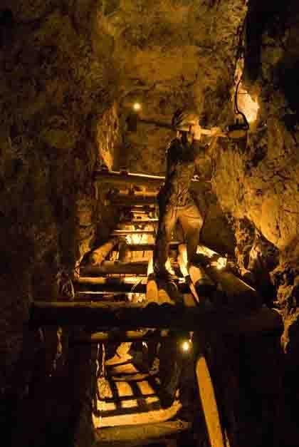 Parque minero de almadén, almadén (ciudad real)