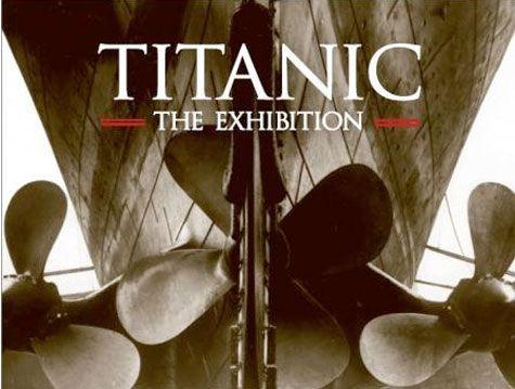 'Titanic. objetos reales, historias reales', plaza de colón, Madrid