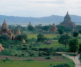 Myanmar, el país de las pagodas