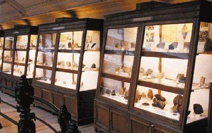 Talleres de fin de semana, museo geominero, Madrid