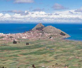 Lago titicaca, «madre de las aguas»