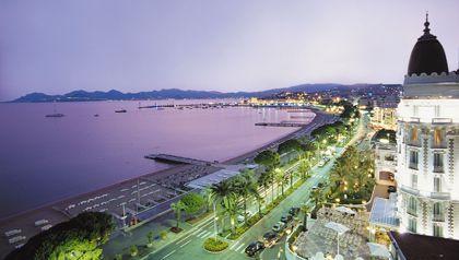 Cannes, el perfume de la riviera francesa