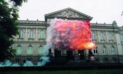 'Cai guo-qiang: quiero creer', museo guggenheim Bilbao