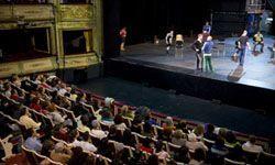 La noche de los teatros 2009, Madrid
