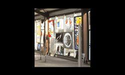 'Vidriera contemporánea de la colección derix glasstudio'. Museo de arte en vidrio de alcorcón (Madrid)