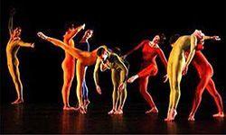 'Event', de merce cunningham dance company, museo nacional centro de arte Reina Sofía, Madrid