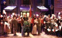 'La bohème', teatro compac gran vía, Madrid