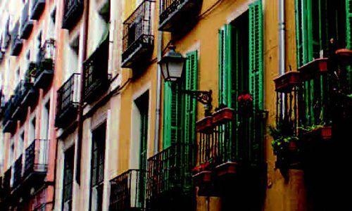 'Callejeando - san isidro 2009', barrio de lavapiés, Madrid