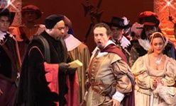 'Rigoletto', teatro compac gran vía, Madrid