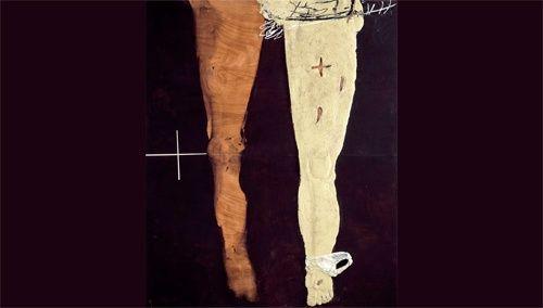 'La piel de lo real. grabados de antoni tàpies', centre social i cultural Tarragona