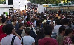 Feria del libro de Madrid 2009