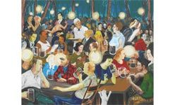 'Living together. estrategias para la convivencia', museo de arte contemporáneo de Vigo