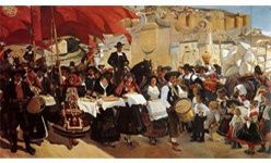 'Joaquín sorolla (1863-1923)', museo del prado, Madrid