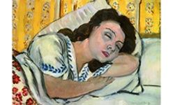 'Matisse: 1917-1941', museo thyssen-bornemisza, Madrid