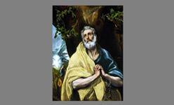 'El greco. toledo 1900'. Museo de santa cruz, toledo