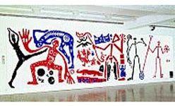 Café-tertulia de la exposición 'Figuraciones', Caixaforum Barcelona