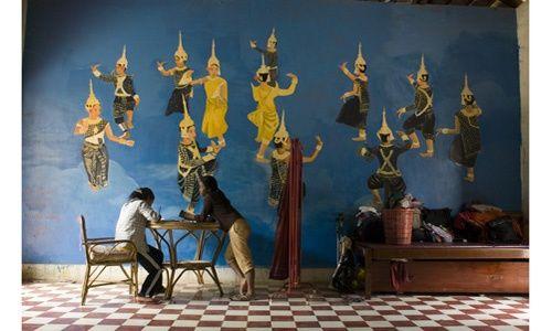 'Camboya. tierra de esperanza', Caixaforum Madrid