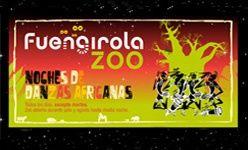 'Noches de danzas africanas'. zoo de fuengirola, Málaga