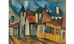 'Maurice de vlaminck, un instinto fauve. pinturas de 1900 a 1915', Caixaforum Barcelona