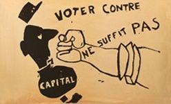 'En los márgenes del arte. creación y compromiso político', museo de arte contemporáneo de Barcelona