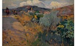 'Joaquim mir. antológica (1873-1940)', museo de bellas artes de Bilbao