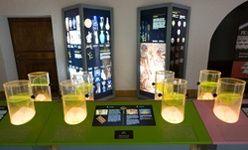 'Por narices. esencias y fragancias naturales', real fábrica de cristales de la granja, san ildefonso (Segovia)