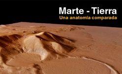'Marte - Tierra. Una anatomía comparada', casa de las ciencias, Logroño