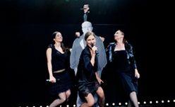 'Groucho me enseñó su camiseta', teatro español, Madrid
