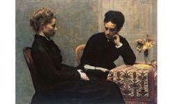 'Fantin-latour (1836-1904)', museo thyssen-bornemisza, Madrid