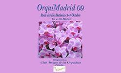 'OrquiMadrid 09', real jardín botánico, Madrid