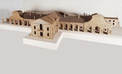 'Palladio el arquitecto (1508-1580)', Caixaforum Madrid