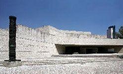 Museo tamayo de arte contemporáneo, Ciudad de México