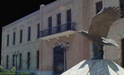 Museo de las aves de mexico, saltillo