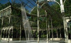 'Jöelle tuerlinckx. crystal times. reflexión sin sol. proyecciones sin objeto', palacio de cristal y museo nacional centro de ar